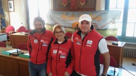 VENARIA - Gli amanti del Nordic Walking in città per il settimo raduno regionale