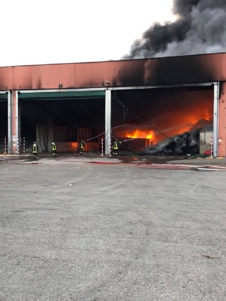 COLLEGNO-DRUENTO-SAVONERA- Incendi capannoni: istituito il gruppo di prevenzione tra Forze dellOrdine