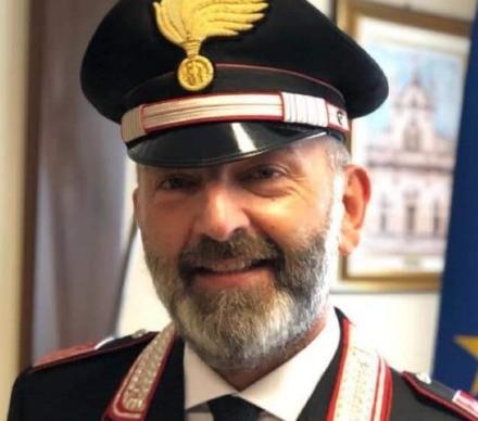 RIVOLI - Il luogotenente Fucarino nominato «comandante migliore dItalia» dei Carabinieri