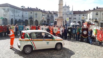 VENARIA - Festa per la Panda della Croce Verde: nel ricordo di Katia, a 30 anni dalla morte