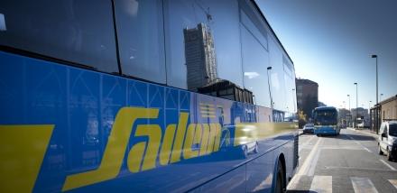CASELLE - Dallaeroporto a Torino centro in mezzora grazie agli autobus Express di Sadem