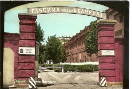 VENARIA - Il raduno degli ufficiali e sottufficiali del Battaglione Logistico «Cremona»