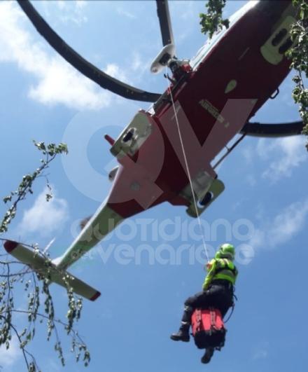 RIVOLI - TRAGEDIA: Muore un cercatore di funghi rivolese di 84 anni nei boschi del Pinerolese