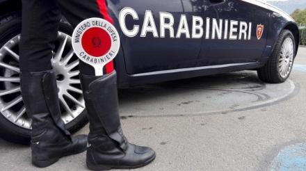 TORINO-GRUGLIASCO-RIVOLI - Si ferma a bordo strada e trova il cadavere di un uomo