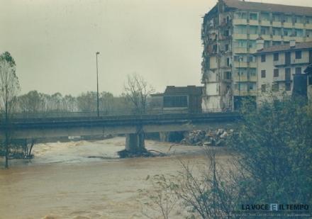 VENARIA - Ventitré anni fa il crollo della palazzina in via Cavallo