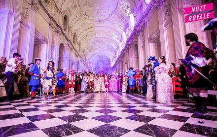 VENARIA - La Reggia torna ad ospitare la «Nuit Royale»: ballo di corte in versione moderna