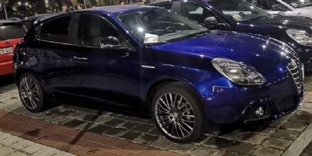 DRUENTO - Allarme sicurezza: rubata unauto in pieno giorno in vicolo San Pancrazio