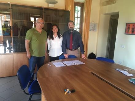CASELLE - Firmato accordo per un collegamento pubblico fra le stazioni di Caselle e Volpiano