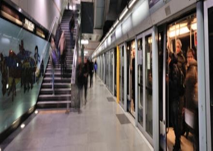 COLLEGNO - Lavori sulla tratta Fermi-Porta Nuova: stop alla metro per tutta la mattinata
