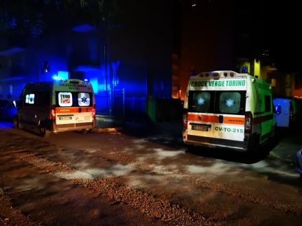 VENARIA - Operatore 118 preso a testate, calci e pugni per il presunto ritardo nellarrivo dellambulanza
