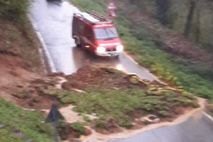 MALTEMPO - LArpa ha diramato lallerta arancione: corsi dacqua monitorati dalla Protezione Civile