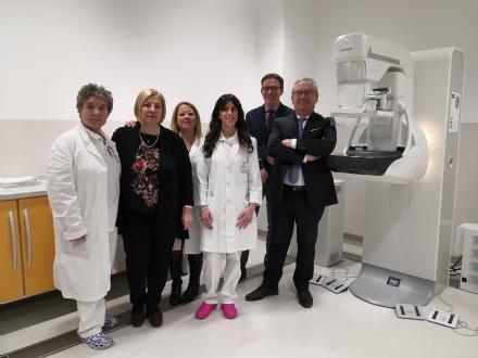 VENARIA - Per la Festa della Donna, lAsl To3 dona un mammografo al Polo Sanitario
