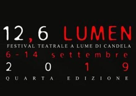 VENARIA - Torna «12,6 Lumen», il Festival teatrale a lume di candela: tutti gli appuntamenti