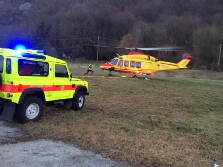TRAGEDIA IN MONTAGNA - Escursionista casellese muore dopo essere precipitato da un salto di rocce