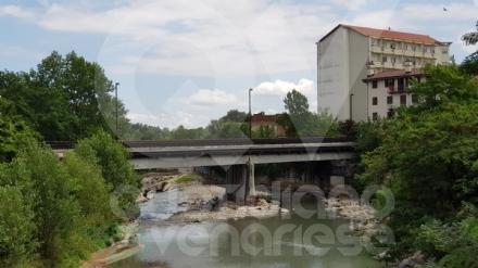 VENARIA - Lavori al ponte di via Cavallo: per sette giorni via al senso unico alternato