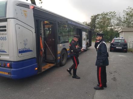 PIANEZZA - Sicurezza sulla linea 32: 300 persone controllate. 45 portoghesi