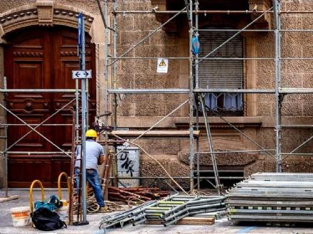 VENARIA - Il «bonus facciate 90%» esteso a tutta la città