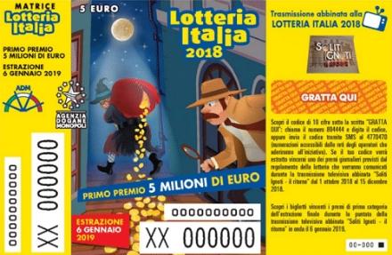 BORGARO - 25mila euro vinti grazie alla «Lotteria Italia»: caccia alla vincitrice o al vincitore