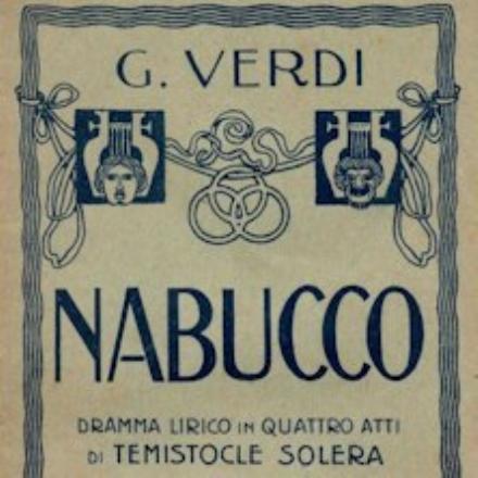 VENARIA - Al Teatro Concordia va in scena il Nabucco