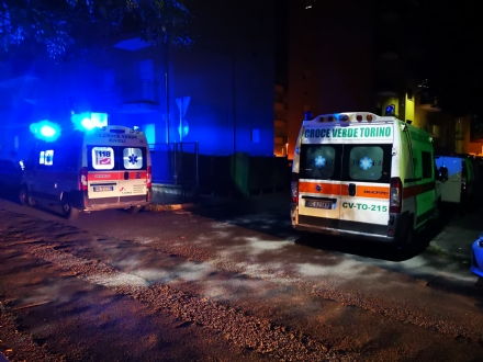 VENARIA - Aggressione agli operatori 118: denunciato un 34enne venariese