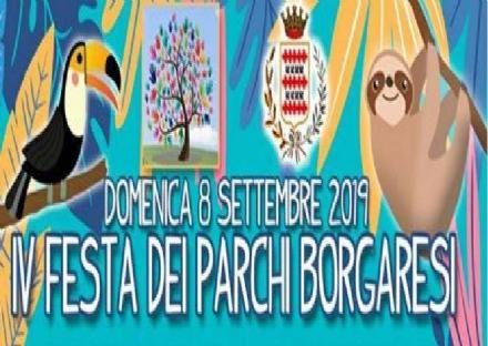 BORGARO - Ritorna la «Festa dei Parchi Borgaresi»: il ricco programma di domenica 8 settembre