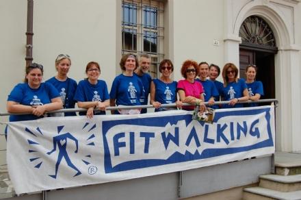 DRUENTO - Domani pomeriggio la «Walk Of Life» con la «Fitwalking Druento»