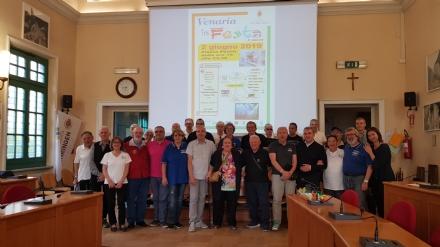 VENARIA - «Venaria in Festa»: oltre 2.500 euro donati alle associazioni del territorio