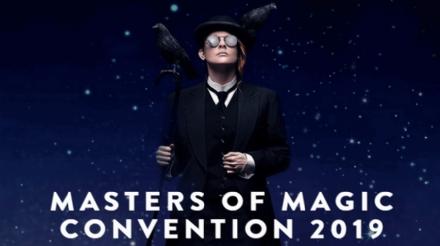 VENARIA - I maestri della magia alla Reggia dal 16 al 19 maggio