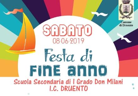DRUENTO - La «Festa di Fine Anno Scolastico»: premiate le eccellenze della Don Milani