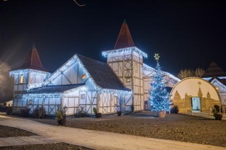 VENARIA - «Il Sogno del Natale» con il suo Villaggio approdano in Reggia dal 18 novembre