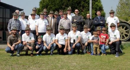 BORGARO - Domani la festa del gruppo Alpini: il programma dellevento
