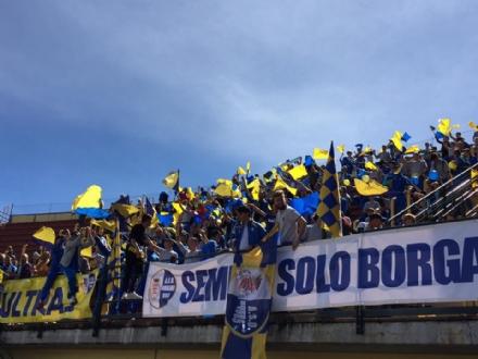 BORGARO - Undici metri di felicità: il Borgaro è promosso in Serie D