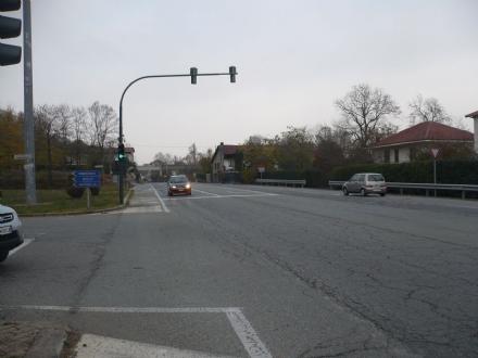 CAFASSE- Un nuovo attraversamento pedonale, più sicuro, lungo la provinciale 1