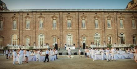 VENARIA - La «Royal White» arriva in Reggia il prossimo 15 giugno