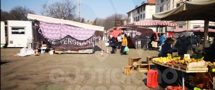 VENARIA - Aumentano le giornate di svolgimento del mercato in piazza De Gasperi: da 2 a 4