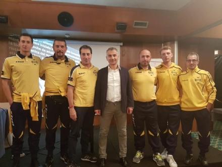 BORGARO-GRUGLIASCO - Al Cus la partita di beneficenza di calcio «Papà Goal»: cè il Gabibbo