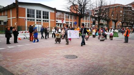 BORGARO - Successo per la «Primavera in Maschera»: le foto più belle del Carnevale Borgarese