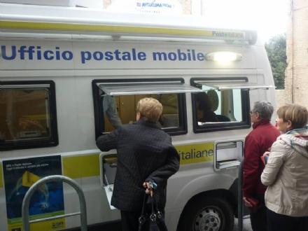 MAPPANO - Raid alle Poste: Disagi finiti, in arrivo lufficio mobile