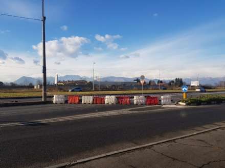 TORINO-COLLEGNO - Lavori strutturali: martedì chiuso il viadotto di corso Sacco e Vanzetti