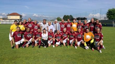 BORGARO - Calcio e solidarietà: «Tutti in campo per un sogno». Madrina dellevento Cristina Chiabotto - FOTO