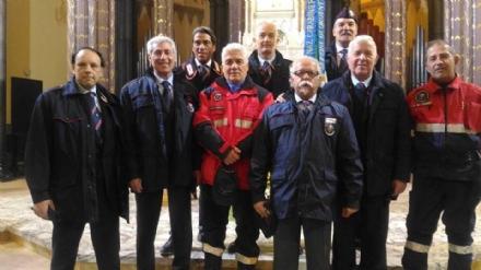 DRUENTO - LAssociazione Nazionale Carabinieri celebra la Virgo Fidelis, patrona dellArma