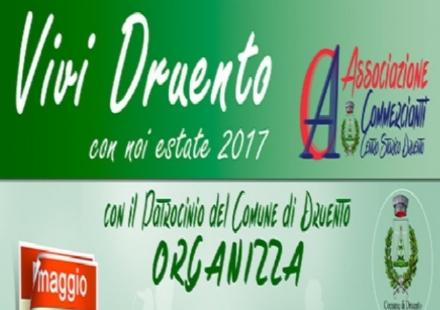 DRUENTO - Questa sera è di nuovo tempo di «Vivi Druento»