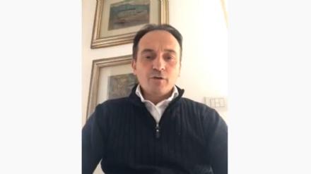 CORONAVIRUS - Il presidente Cirio positivo: «Il lavoro va avanti anche dallisolamento» - VIDEO