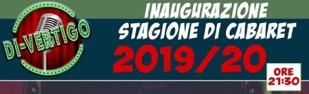 PIANEZZA - Scatta lora del cabaret al «Di-Vertigo»: ospiti Daniele Raco e Giovanni Cacioppo