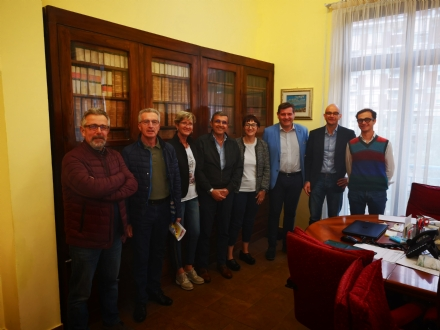 BORGARO - Associazioni e imprenditoria unite per un futuro sportivo del parco Chico Mendes