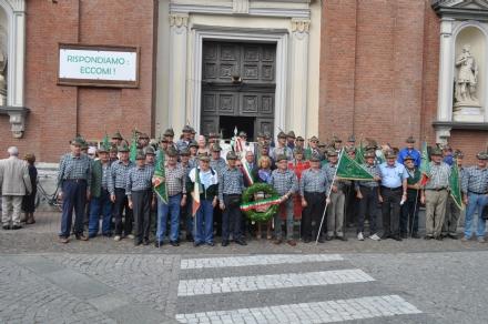 CASELLE - Due giorni di festa per i 95 anni del gruppo Alpini: tutto il programma