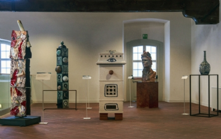 VENARIA - Ancora due giorni per visitare la mostra «Ceramiche darte» alla Reggia