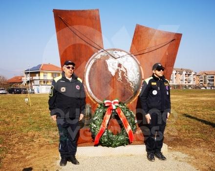 VENARIA - «Giorno del Ricordo»: domattina la commemorazione al giardino «Martiri delle Foibe»