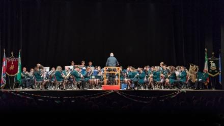 VENARIA - Pinocchio protagonista del concerto di Primavera del Corpo musicale Giuseppe Verdi