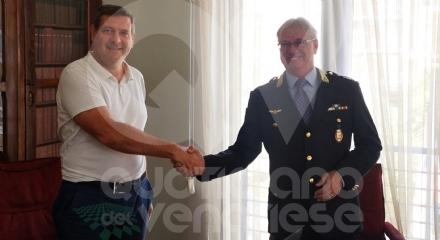BORGARO - Roberto Mattiello è il nuovo comandante della polizia locale
